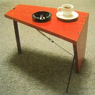 Table by David Lynch